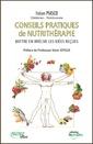 Couverture de l'ouvrage Conseils pratiques de nutrithérapie