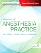 Couverture de l'ouvrage Essence of Anesthesia Practice