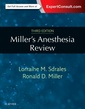 Couverture de l'ouvrage Miller's Anesthesia Review