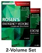 Couverture de l'ouvrage Rosen's Emergency Medicine: Concepts and Clinical Practice
