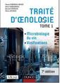 Couverture de l'ouvrage Traite d'œnologie - tome 1