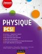 Couverture de l'ouvrage Physique PCSI