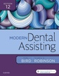 Couverture de l'ouvrage Modern Dental Assisting