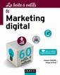 Couverture de l'ouvrage La boite a outils du marketing digital