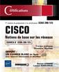 Couverture de l'ouvrage CISCO. Notions de base sur les réseaux