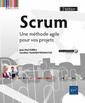 Couverture de l'ouvrage Scrum