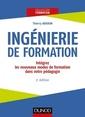 Couverture de l'ouvrage Ingénierie de formation (5° Éd.)