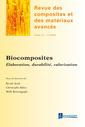 Couverture de l'ouvrage Revue des composites et des matériaux avancés Volume 26 N° 3-4/Juillet-décembre 2016