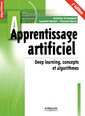 Couverture de l'ouvrage Apprentissage artificiel