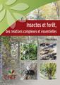 Couverture de l'ouvrage Insectes et forêt, des relations complexes et essentielles