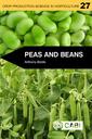 Couverture de l'ouvrage Peas and Beans