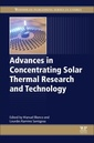 Couverture de l'ouvrage Advances in Concentrating Solar Thermal Research and Technology