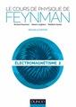 Couverture de l'ouvrage Le cours de physique de Feynman