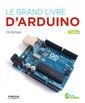 Couverture de l'ouvrage Le grand livre d'Arduino