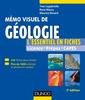 Couverture de l'ouvrage Mémo visuel de géologie