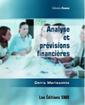 Couverture de l'ouvrage Analyse et prévisions financières