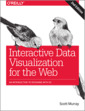 Couverture de l'ouvrage Interactive Data Visualization for the Web