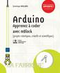 Couverture de l'ouvrage Arduino