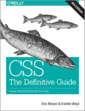 Couverture de l'ouvrage CSS - The Definitive Guide