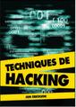 Couverture de l'ouvrage Techniques de hacking