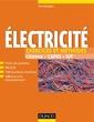 Couverture de l'ouvrage Electricité