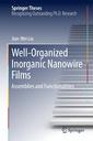Couverture de l'ouvrage Well-Organized Inorganic Nanowire Films
