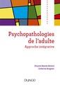 Couverture de l'ouvrage Psychopathologies de l'adulte