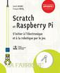 Couverture de l'ouvrage Scratch et Raspberry PI