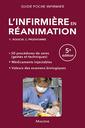 Couverture de l'ouvrage L'infirmière en réanimation