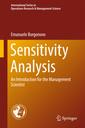 Couverture de l'ouvrage Sensitivity Analysis