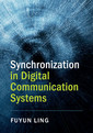 Couverture de l'ouvrage Synchronization in Digital Communication Systems