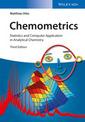 Couverture de l'ouvrage Chemometrics