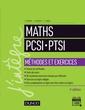 Couverture de l'ouvrage Maths PCSI-PTSI