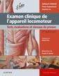 Couverture de l'ouvrage Examen clinique de l'appareil locomoteur