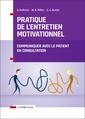 Couverture de l'ouvrage Pratique de l'entretien motivationnel