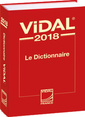 Couverture de l'ouvrage Dictionnaire Vidal 2018