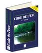 Couverture de l'ouvrage Code de l'eau
