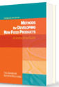 Couverture de l'ouvrage Methods for Developing New Food Products