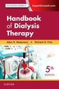 Couverture de l'ouvrage Handbook of Dialysis Therapy (5th Ed.) (inc.Expert Consult eBook version)