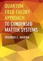 Couverture de l'ouvrage Quantum Field Theory Approach to Condensed Matter Systems