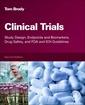 Couverture de l'ouvrage Clinical Trials