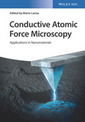 Couverture de l'ouvrage Conductive Atomic Force Microscopy