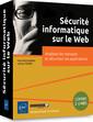 Couverture de l'ouvrage Sécurité informatique sur le web (coffret de 2 livres)