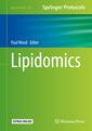 Couverture de l'ouvrage Lipidomics