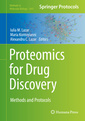 Couverture de l'ouvrage Proteomics for Drug Discovery