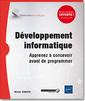 Couverture de l'ouvrage Développement informatique