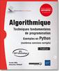 Couverture de l'ouvrage Algorithmique