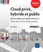 Couverture de l'ouvrage Cloud privé, hybride et public