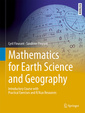 Couverture de l'ouvrage Mathematics for Earth Science and Geography
