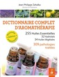 Couverture de l'ouvrage Dictionnaire complet d'aromathérapie